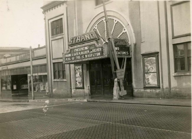 Local History: The Grand Strand Theater