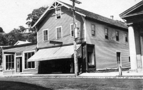 Local Places Then and Now: Mystic Pizza/General Store