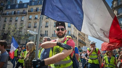 Notre Dame and the Yellow Vests