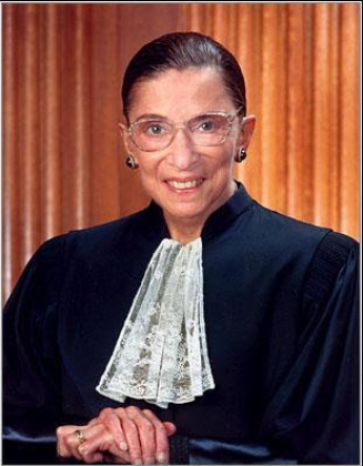 The Legacy of Supreme Court Justice Ruth Bader Ginsburg