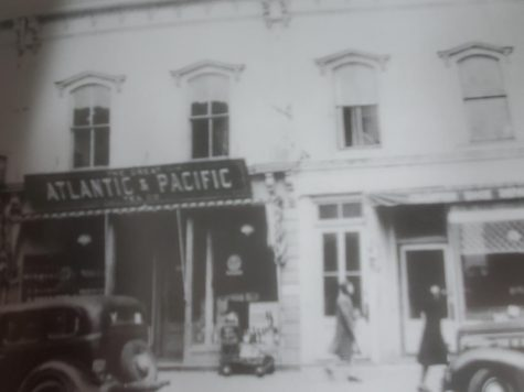 Local Places Then and Now: The A&P Mystic Story