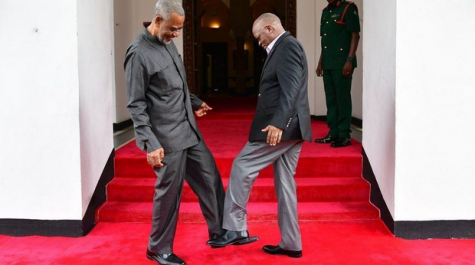 In the midst of a controversial COVID response, Tanzanian President and Zanzibar